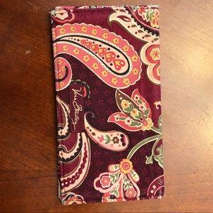 Vera Bradley Checkbook Cover